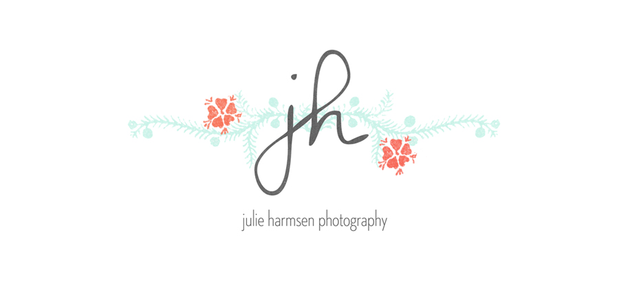 Julie Harmsen Photography logo